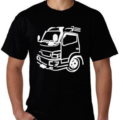 kaos komunitas truk