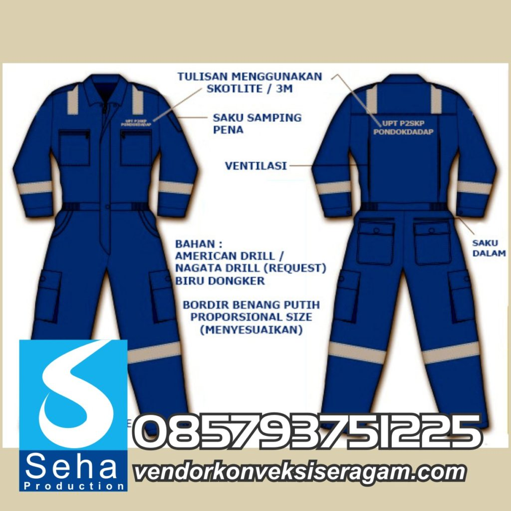 konveksi baju safety di kalimantan