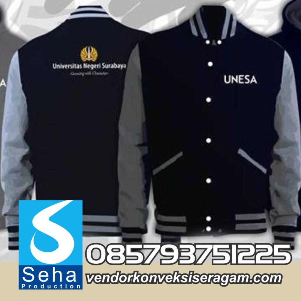model jaket kampus