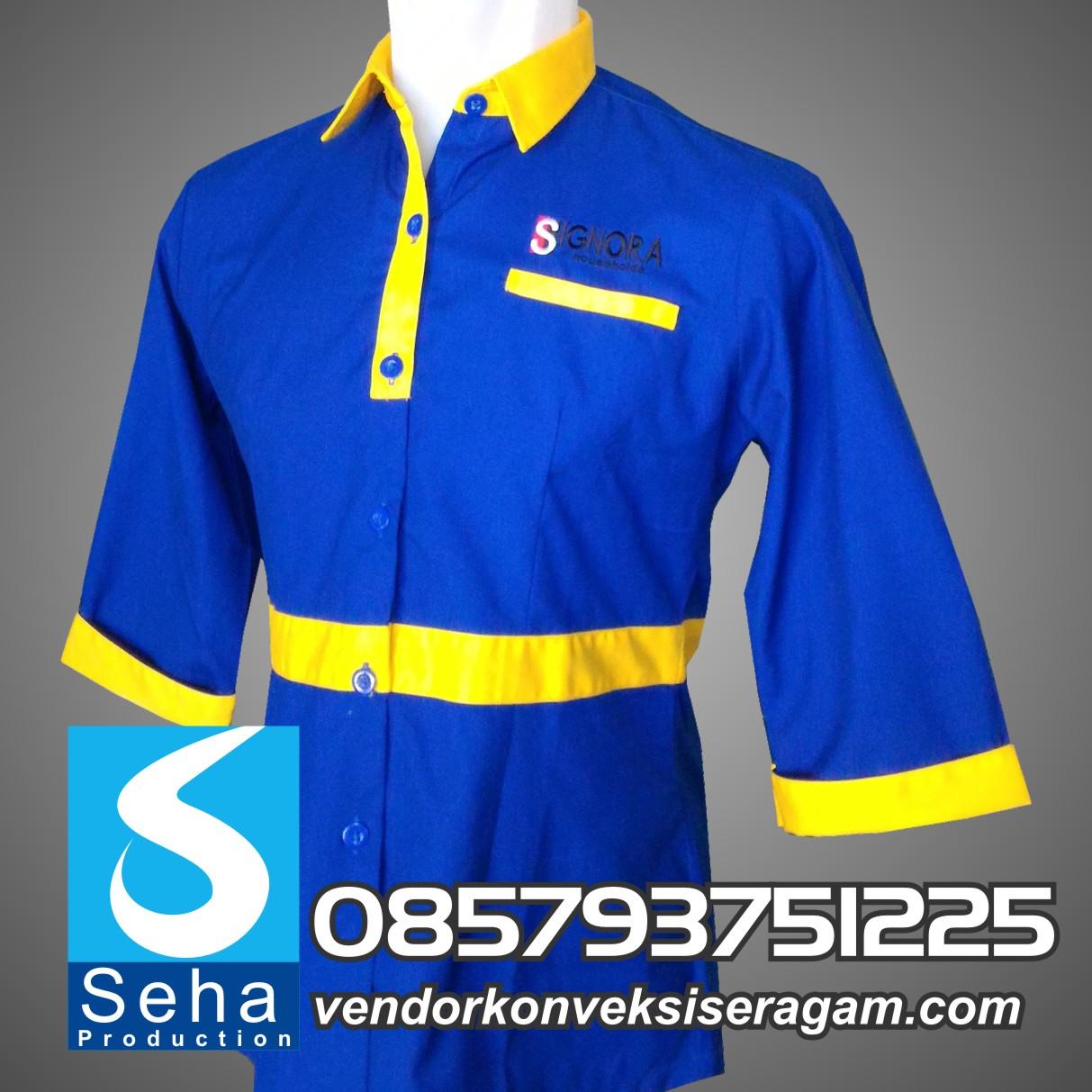 pembuatan seragam kerja di surabaya