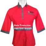 model seragam kerja sales