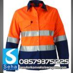 konveksi baju safety di pontianak