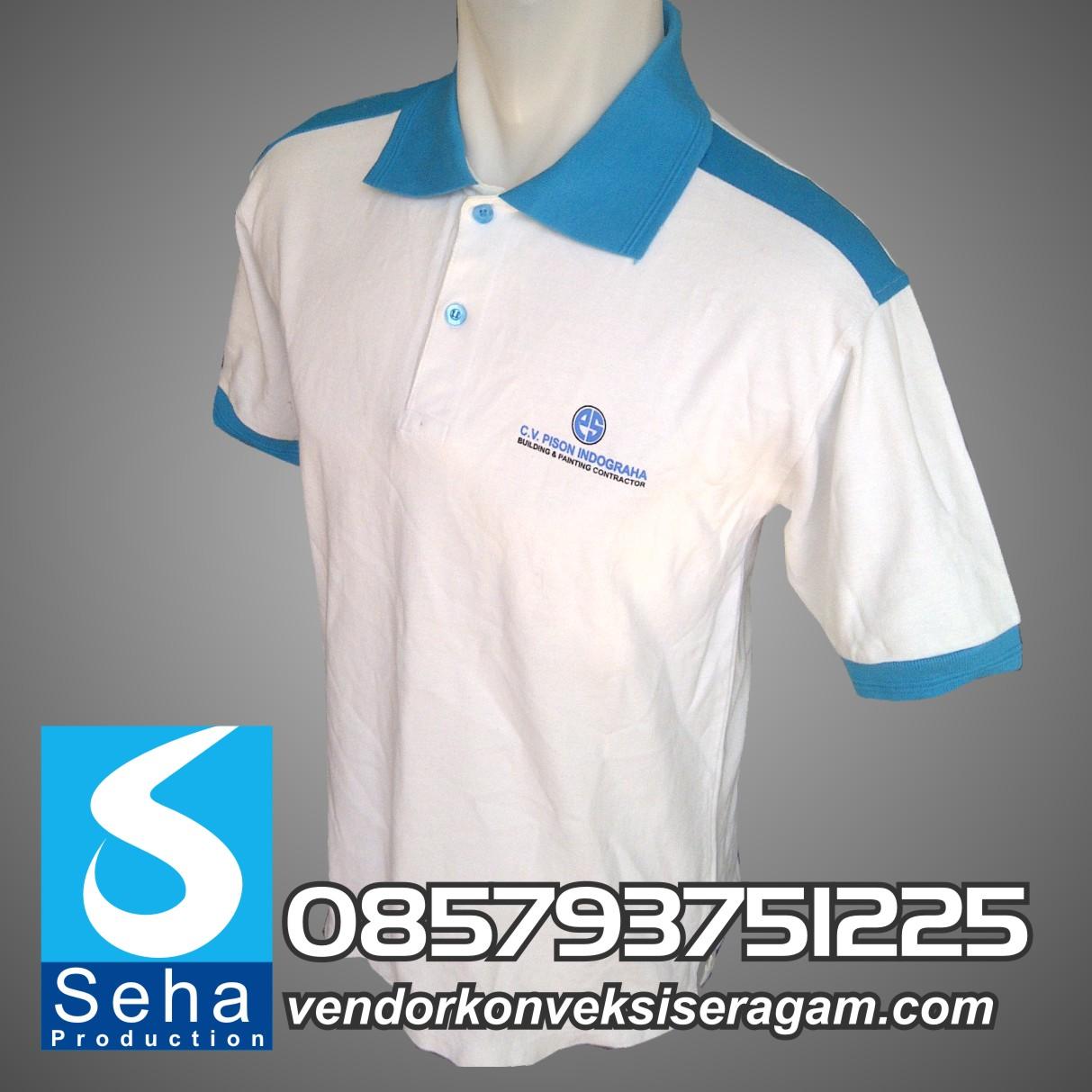 konveksi polo shirt surabaya