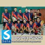 pesan kaos badminton
