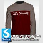 pesan kaos seragam keluarga